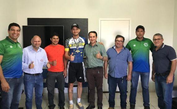 Atleta paraisense é medalhista no Campeonato Mundial Montain Bike 24 Horas Solo em Costa Rica