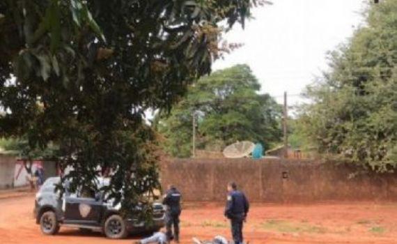 Pistoleiros que executaram fazendeiro brasileiro no Paraguai são presos
