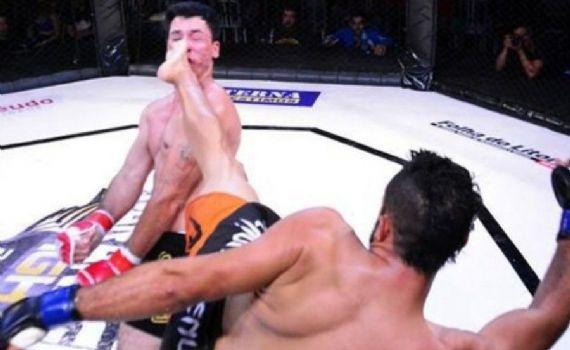 Lutador de MMA de Deodápolis disputa torneio internacional na Polônia