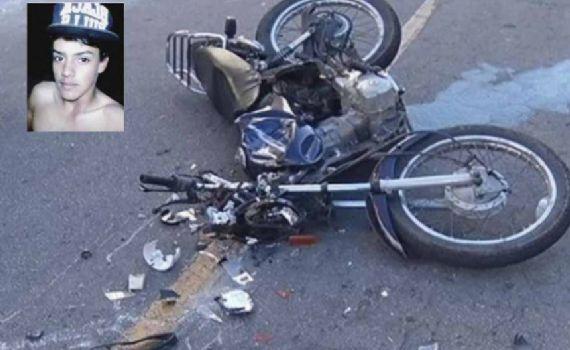 Jovem morre em acidente na rodovia de Itaquiraí