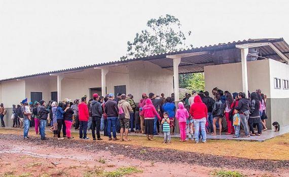 Nova Escola Municipal atenderá 45 crianças da comunidade Indígena Yvikatu Remanso