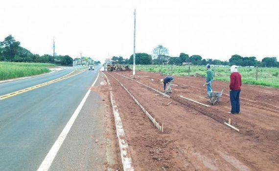 Nova pista de caminhada de Japorã custará R$ 318 mil