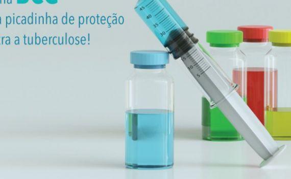 Para tomar vacina BCG, população precisará realizar agendamento