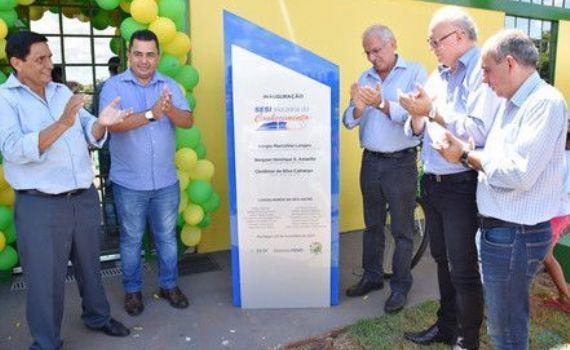 Biblioteca da Indústria do Conhecimento do Sesi em Rio Negro vai beneficiar 1,4 mil estudantes