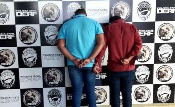 Jornalista é preso com comparsa após tentar extorquir prefeito de Tacuru