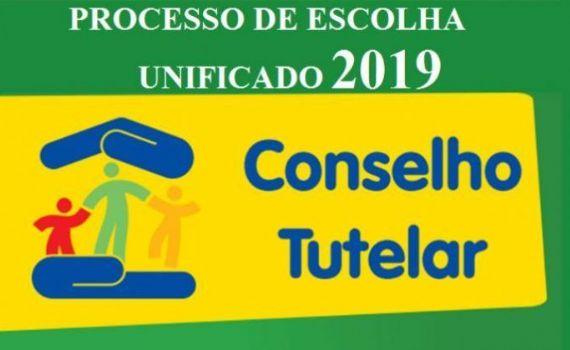 Prefeitura realiza processo unificado para escolha de conselheiro tutelar 2019