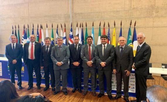 Prefeito participa de mobilização em Brasilia pela Reforma da Previdência