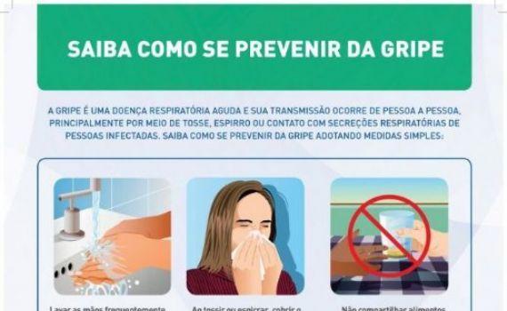 Veja como se prevenir contra doenças respiratórias – em especial Gripe e Influenza A