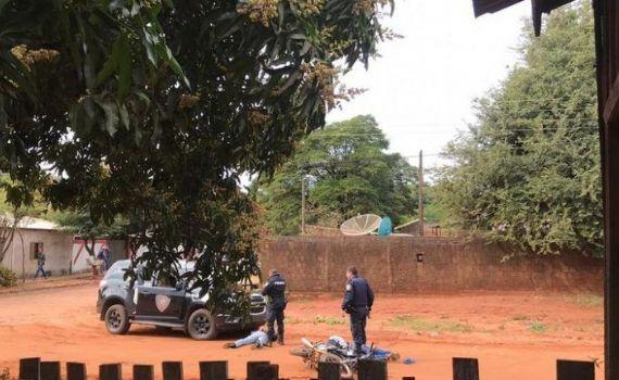 Polícia paraguaia prende pistoleiros que executaram fazendeiro brasileiro