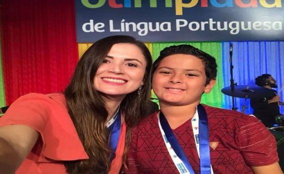 Estudante de Bela Vista coloca Mato Grosso do Sul na final da Olimpíada de Língua Portuguesa