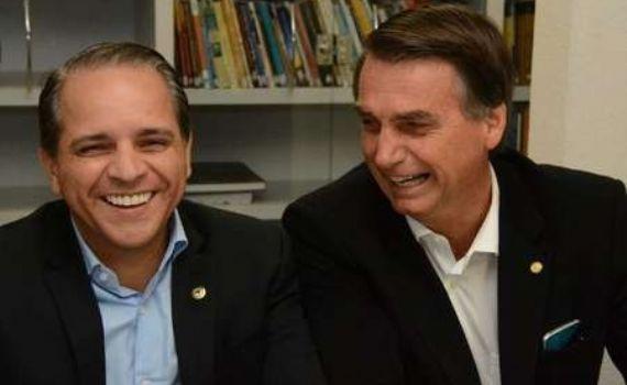 Presidente Jair Bolsonaro vem à MS nesta sexta-feira.