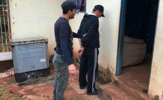Polícia Civil de Naviraí prende envolvido em sequestro seguido de roubo