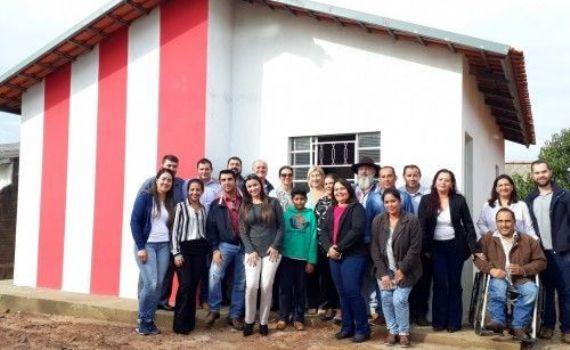 Município em parceria com o Estado entrega novas moradias para Caracol