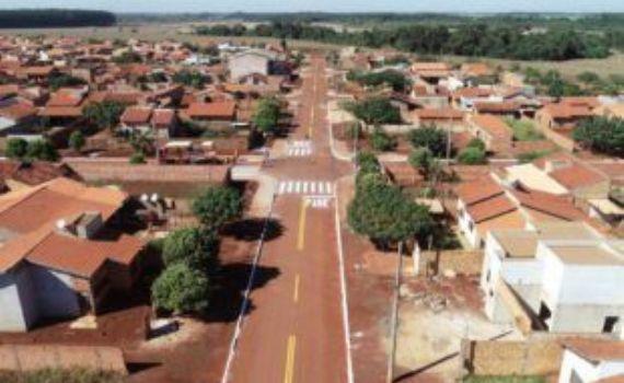 Primeira etapa de asfalto do Bairro Pró-Moradia 15 está concluída