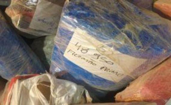 PRF apreende mais de 7 toneladas de maconha em estrada de MS