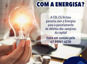 CDL CG e Energisa fazem parceria para ajudar setor varejista