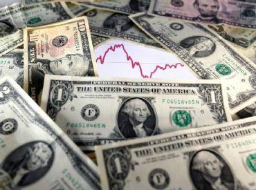 Dólar tem maior alta em sete meses e fecha em R$ 4,08