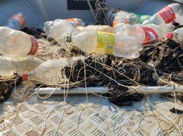 Rio Paraguai: PMA apreende mais de 1500 anzóis grande e de galho usados para pesca ilegal