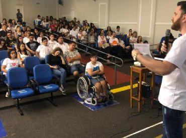Prefeitura realiza seleção de jovens para curso de voluntariado
