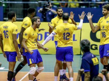 Após 16 anos, Campo Grande será uma das sedes da Liga das Nações Masculina de Vôlei