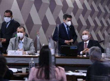 Citado na CPI, Tolentino diz que não é sócio oculto do FIB Bank