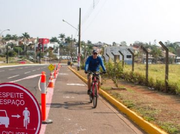 Avenidas Afonso Pena e Mato Grosso receberão ciclovia