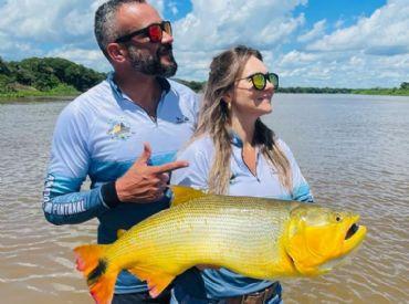 Desafio Rei do Rio: Maior torneio de pesca esportivo de MS vai distribuir R$ 100 mil em prêmios
