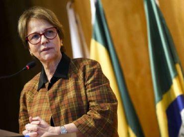 'Aproximação com os EUA é fundamental', diz Tereza Cristina