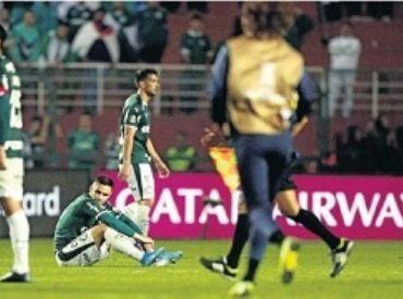 Íbis diz que ganha o mundial primeiro que o Palmeiras e 'quebra a internet'