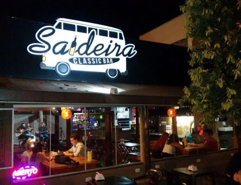 Saideira Classic Bar